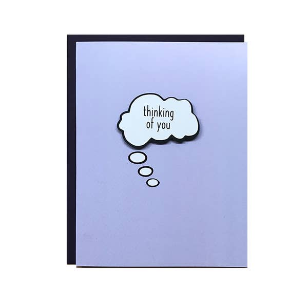Thinking of You Card - BodyFactory