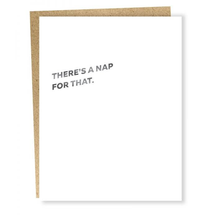 There's a Nap Card - BodyFactory