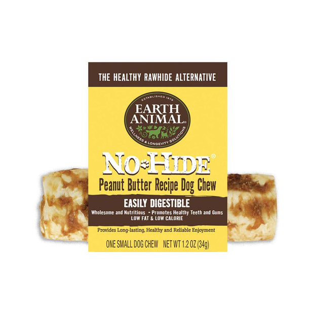 "No Hide Peanut Butter Chew 4"" - BodyFactory"