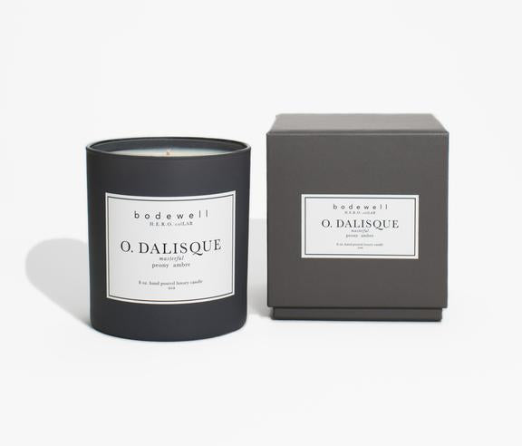 Odalisque Candle - BodyFactory