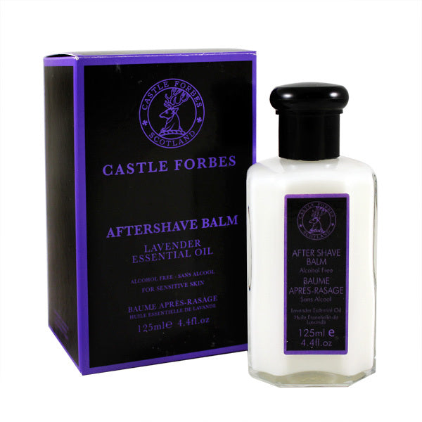 Aftershave Balm Lavender 100 Ml - BodyFactory