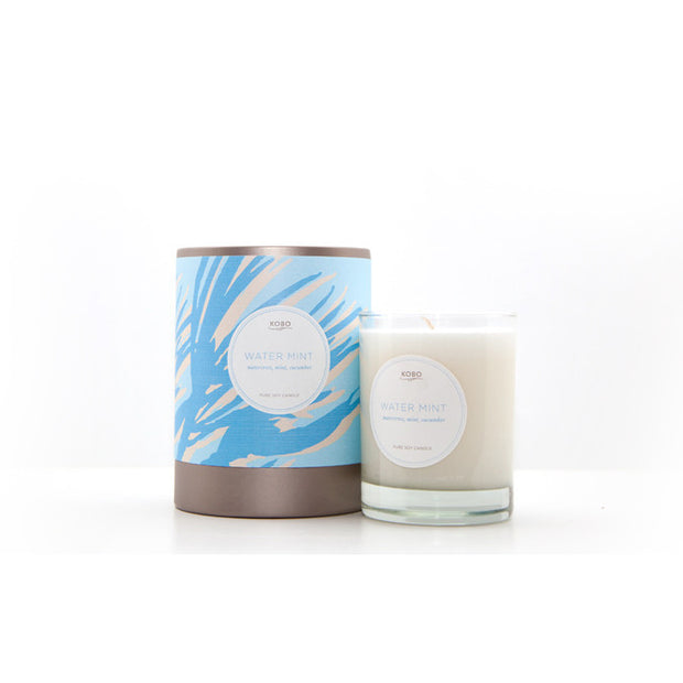 Soy Candle Watermint - BodyFactory