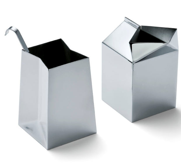 Cube Salt and Pepper Shakers - BodyFactory