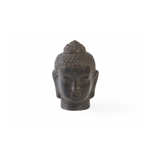 Ancient Buddha Head Black - BodyFactory