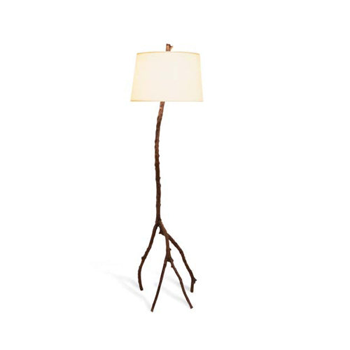 Enchanted Forest Floor Lamp Oxidized 70 Inches - BodyFactory
