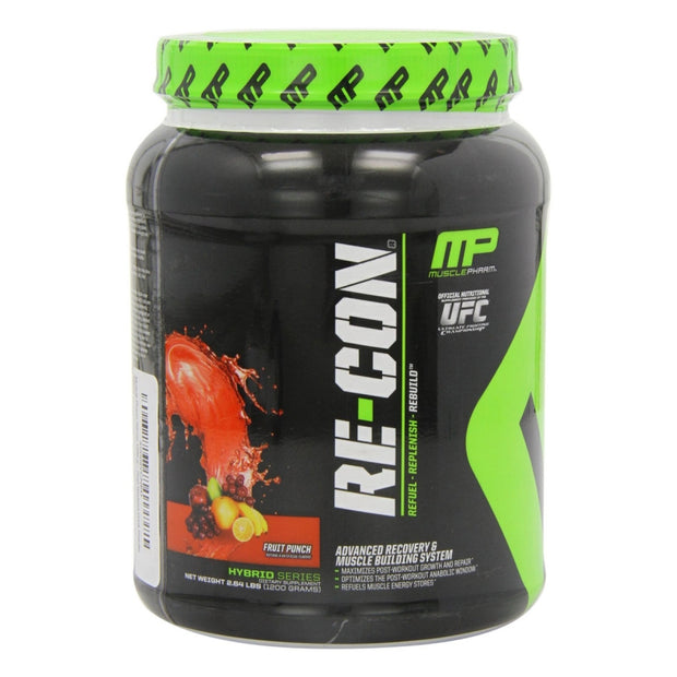 Recon Fruit Punch 2.6 Pounds - BodyFactory
