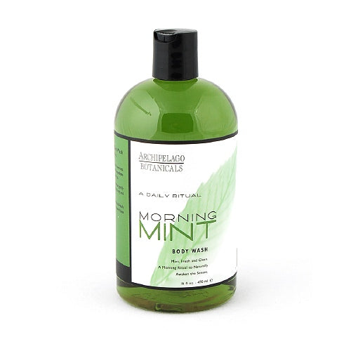 Body Wash Morning Mint - BodyFactory