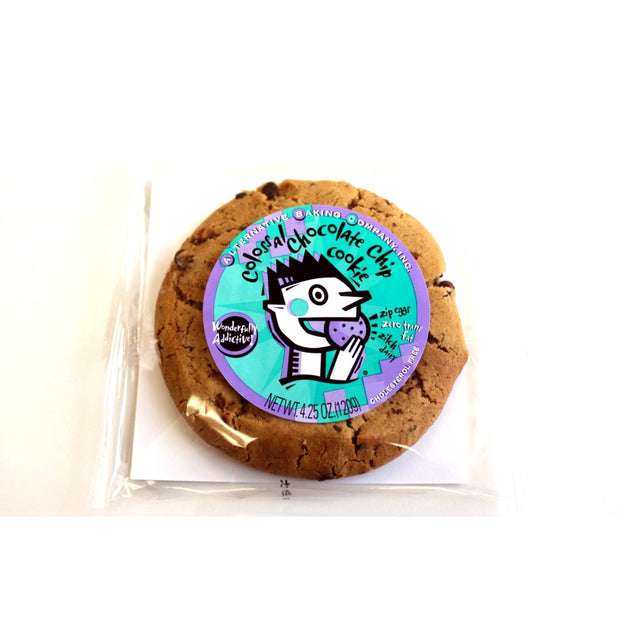 Vegan Cookie Chocolate Chip - BodyFactory