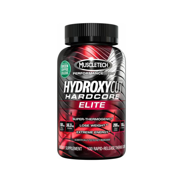 Hydroxycut Hardcore Elite 100 - BodyFactory