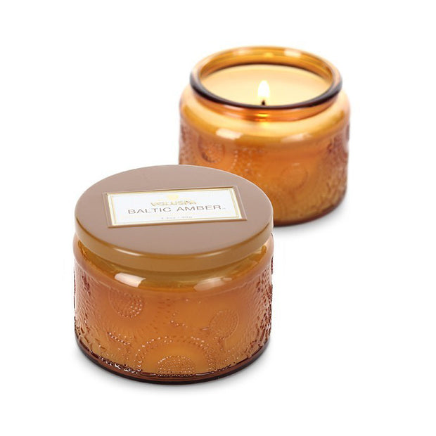 Petite Jar Candle Baltic Amber - BodyFactory