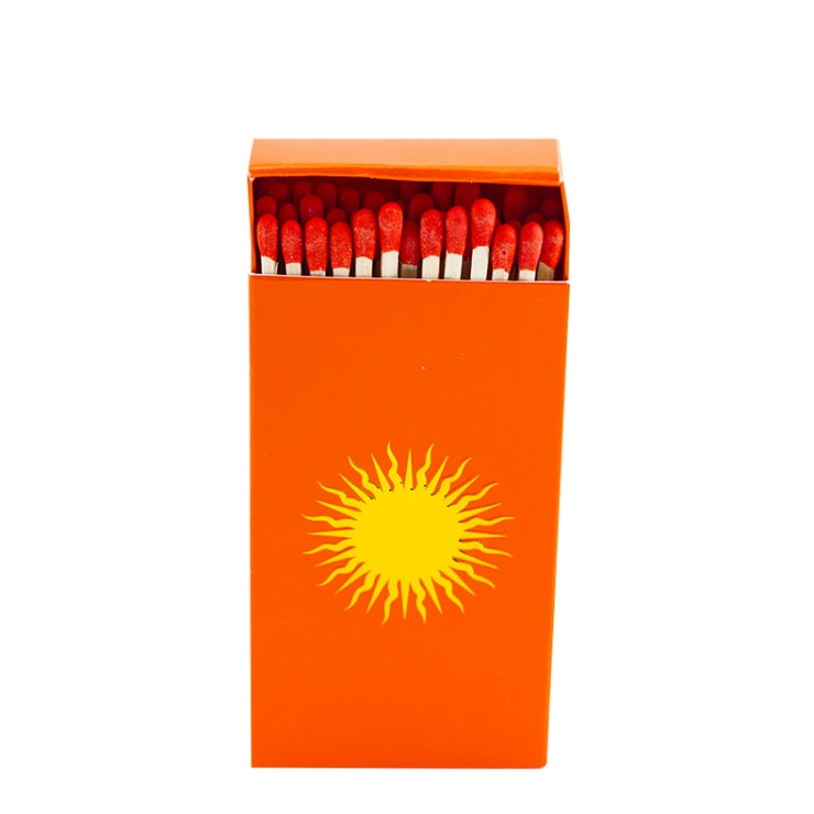 Matches Orange Sun - BodyFactory