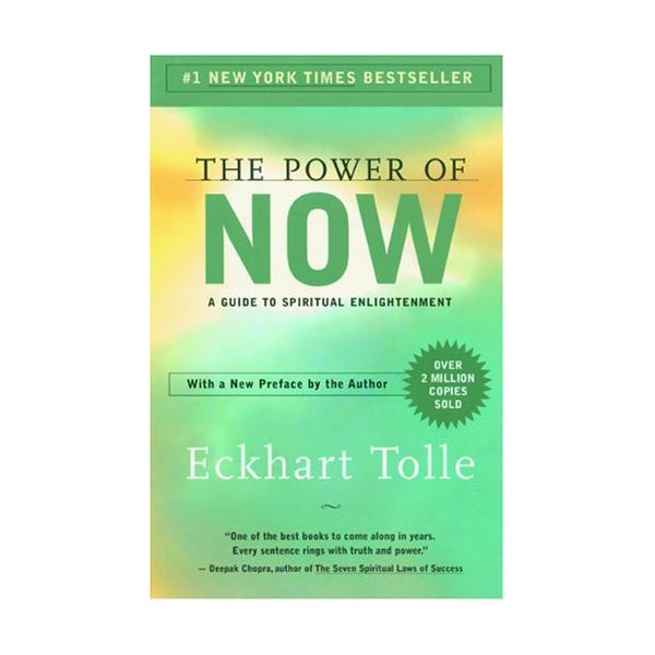 Echart Tolle The Power Of Now - BodyFactory