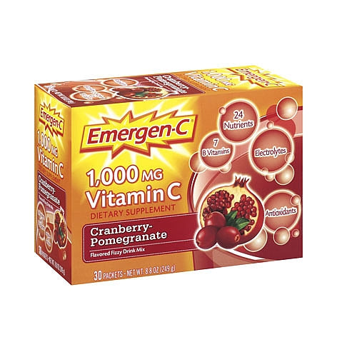 Emergen-C Cranberry Box - BodyFactory