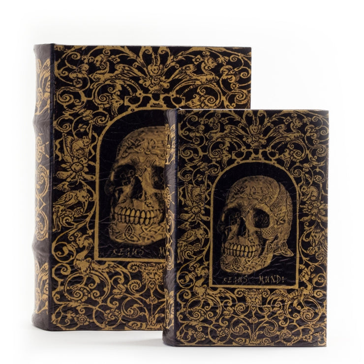 Book Set Skull - BodyFactory