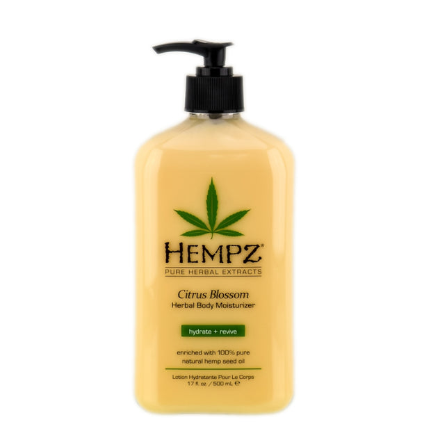 Herbal Moisturizer 17 Oz - BodyFactory