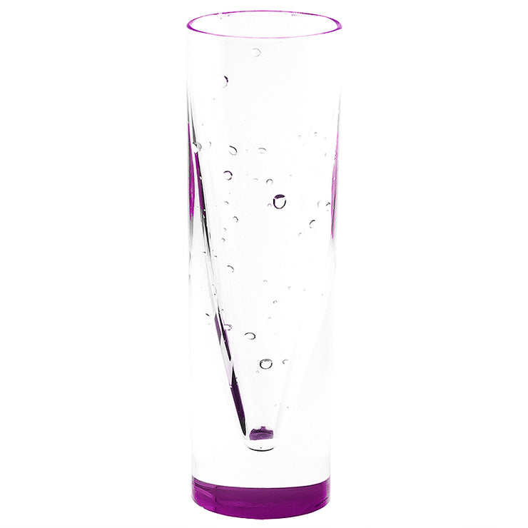 Artis Champagne Flute Purple Set of 4 - BodyFactory