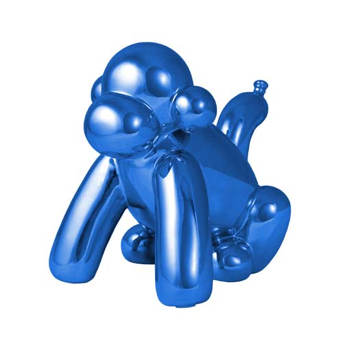 Balloon Monkey Bank Blue - BodyFactory