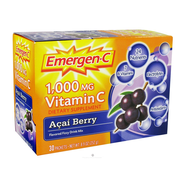 Emergen-C Acai Box - BodyFactory