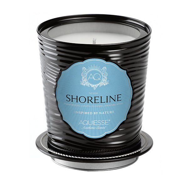 Large Decorative Tin Candle Shoreline - BodyFactory