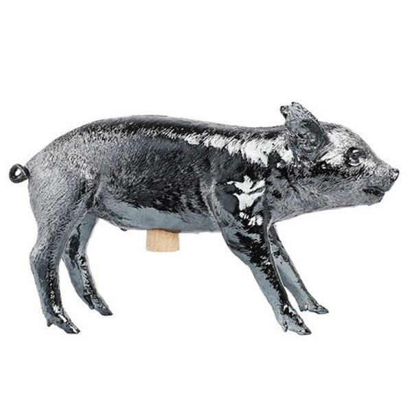 Pig Bank Gun Metal - BodyFactory
