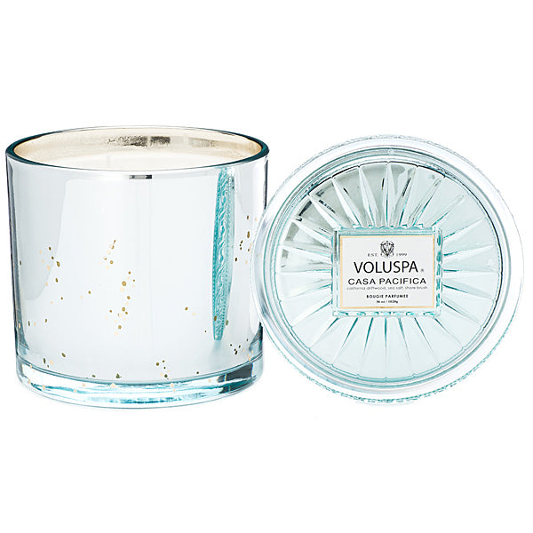 3 Wick Grand Maison Candle Casa Pacifica - BodyFactory