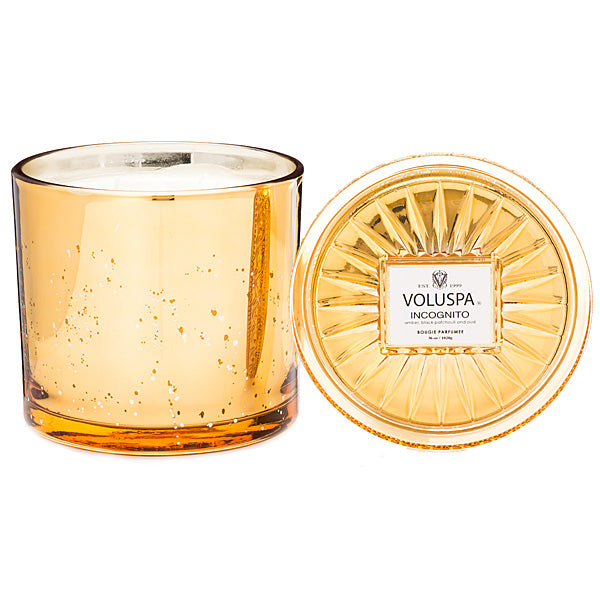 3 Wick Grand Maison Candle Incognito - BodyFactory