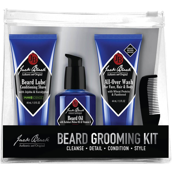 Beard Grooming Kit - BodyFactory