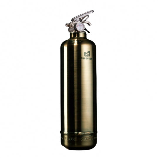 Fire Extinguisher Gold - BodyFactory