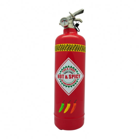 Fire Extinguisher Tabasco Hot Spicy - BodyFactory