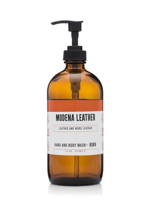 Hand and Body Wash Modena Leather - BodyFactory