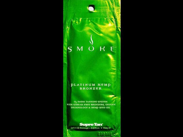 Smoke Platinum Hemp Bronzer Packet - BodyFactory
