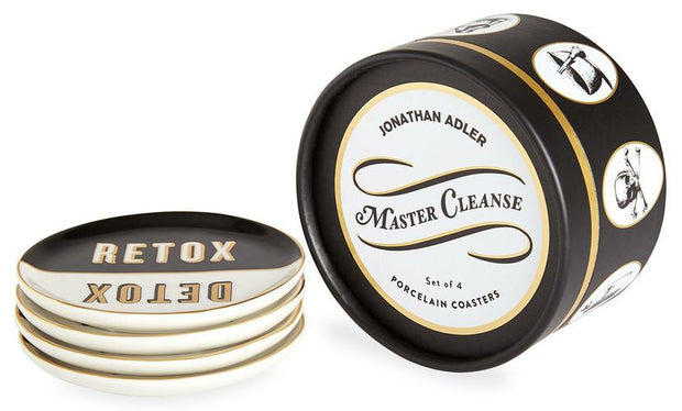 Master Cleanse Coasters - BodyFactory