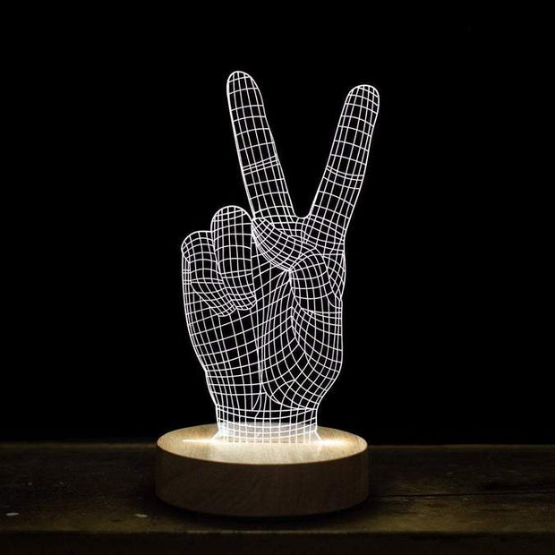 Peace Illusion Light - BodyFactory