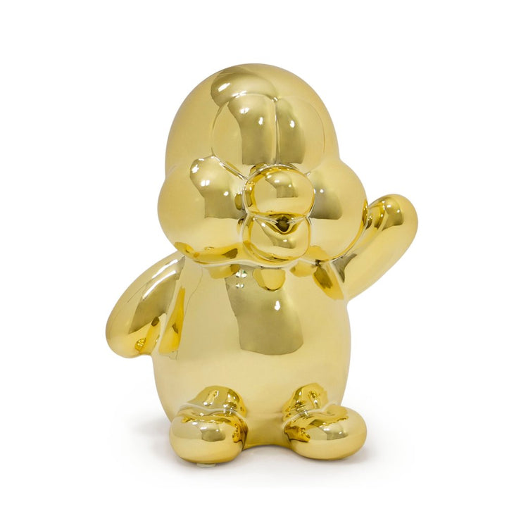 Balloon Penguin Bank Gold - BodyFactory