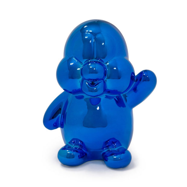 Balloon Penguin Bank Blue - BodyFactory