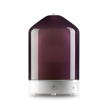 Nebula Purple Glass Essential Oil Diffuser - BodyFactory
