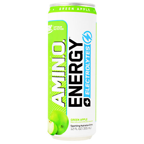 Amino Energy + Electrolytes Sparkling Drink - BodyFactory