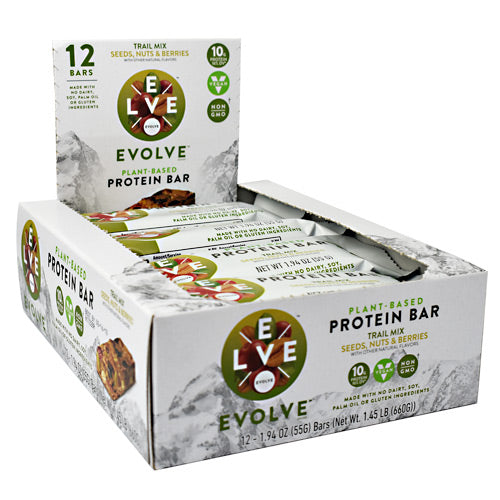 Evolve Protein Bar - BodyFactory