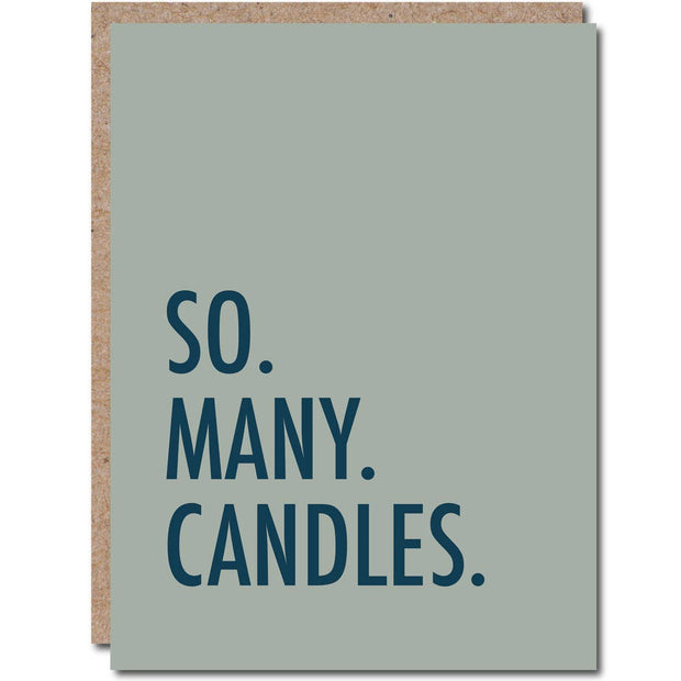 So. Many. Candles. - BodyFactory