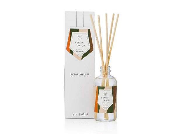 Reed Diffuser Heavy Wood - BodyFactory