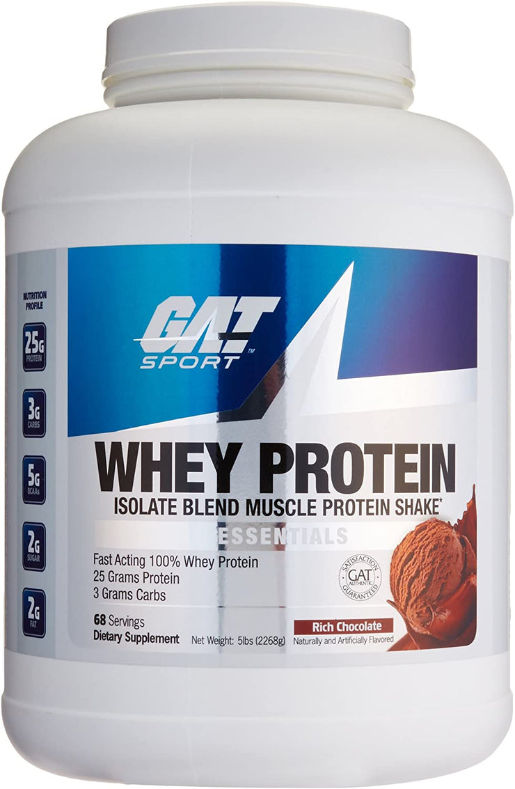 Whey Protein Isolate Blend Rich Chocolate