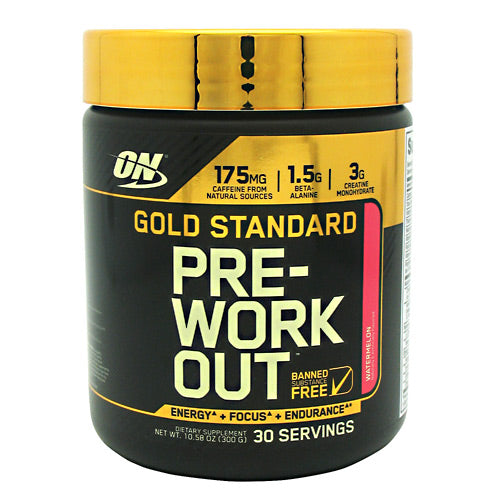 Gold Standard Pre-Workout - BodyFactory