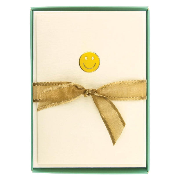 Greeting Card Box Set Smiley Face - BodyFactory