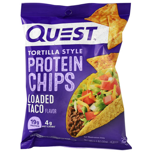 Quest Chips Loaded Taco - BodyFactory