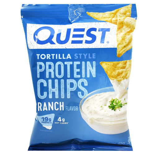 Quest Tortilla Chips Ranch - BodyFactory