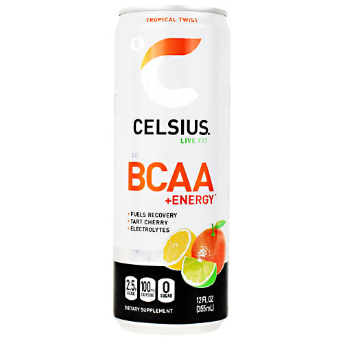 Celsius BCAA + Energy - BodyFactory