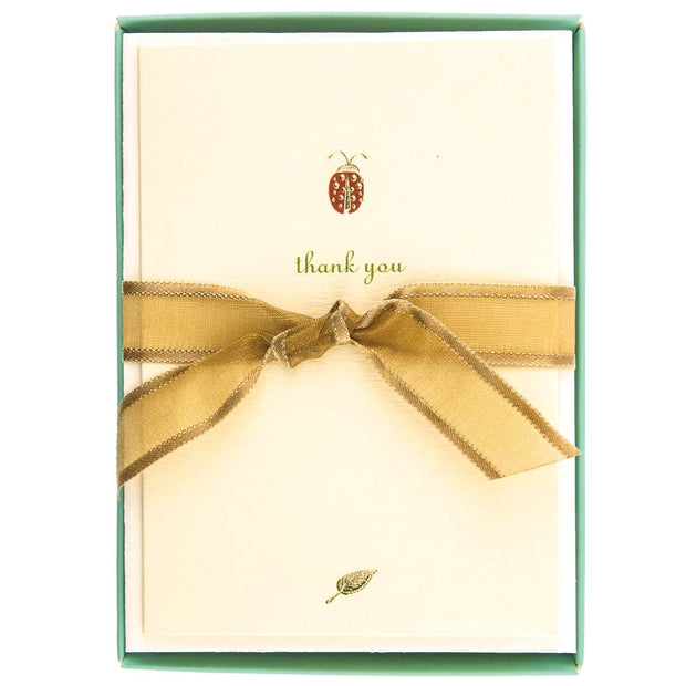 Greeting Card Box Set Ladybug - BodyFactory