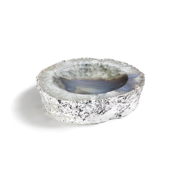Cascita Bowl Natural Silver - BodyFactory