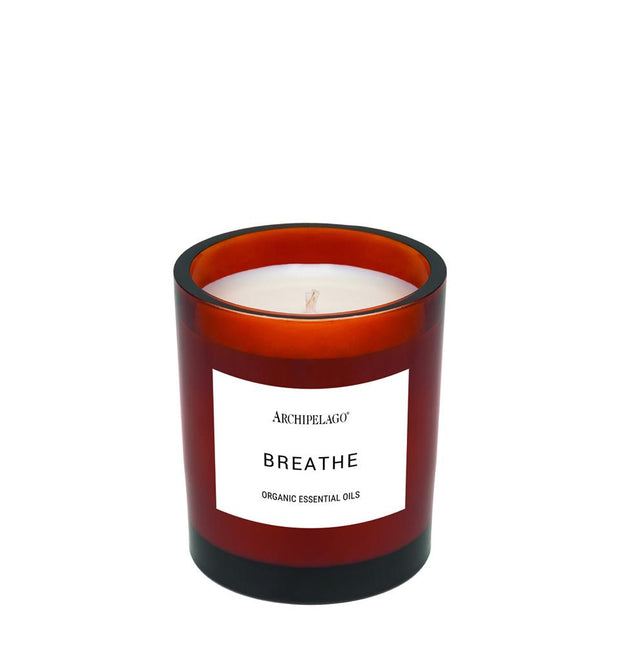 Aromatherapy Candle Breathe - BodyFactory
