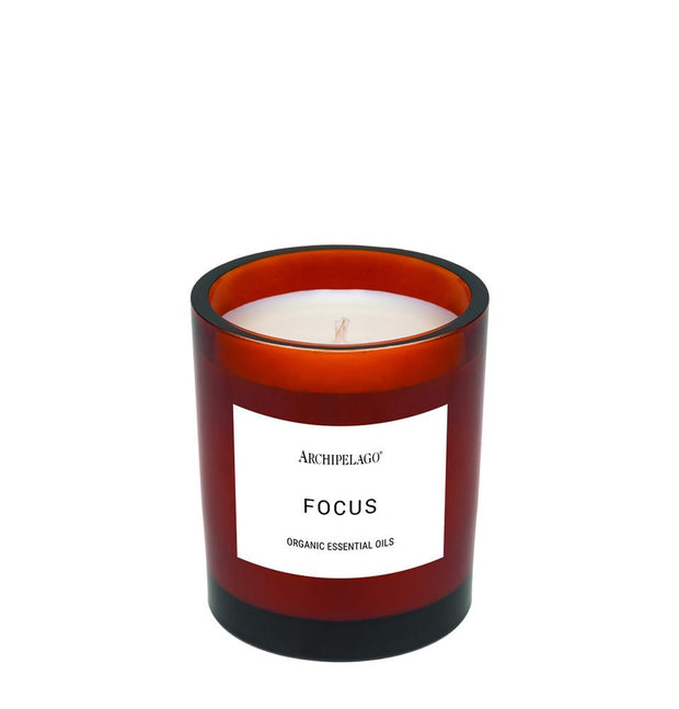 Aromatherapy Candle Focus - BodyFactory